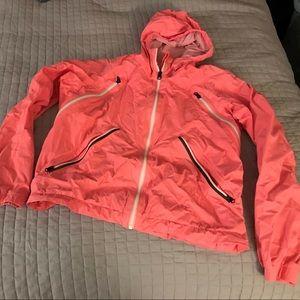 Lululemon hooded jacket coat size 12 large